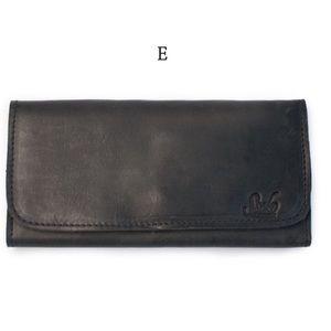 Sseko Black Leather Wallet